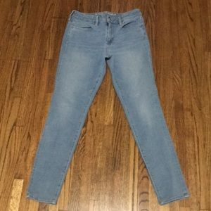 AE. Hi-Rise Jegging  Sz 10 Regular
